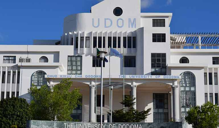 UDOM Humanities Scholarships 2018 2019